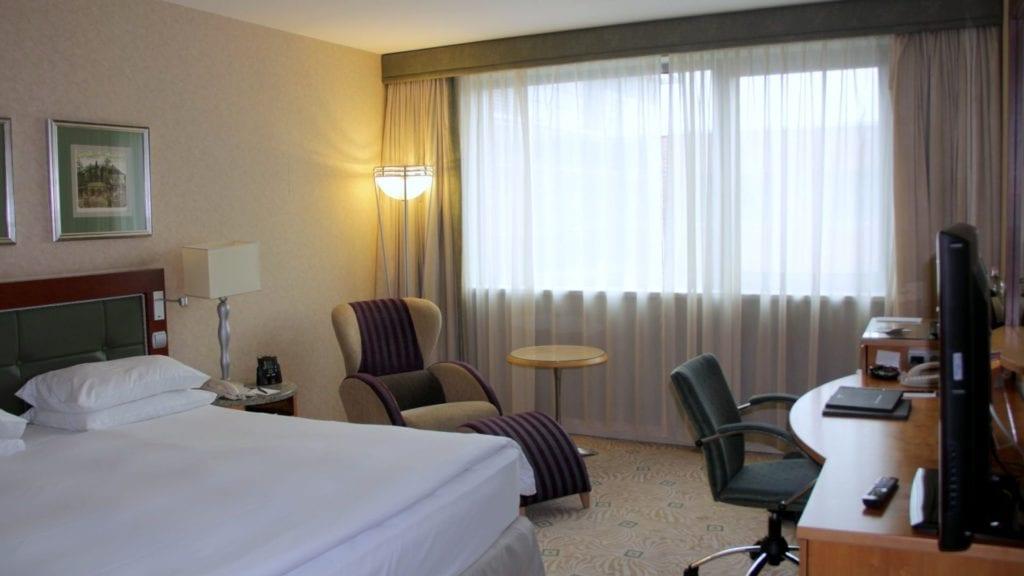 Hilton Budapest City Zimmer