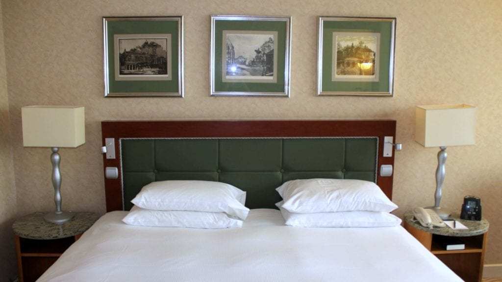 Hilton Budapest City Zimmer 2