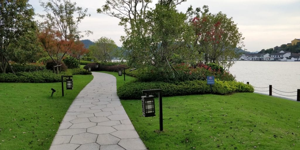 Hilton Ningbo Dongqian Lake Resort Park