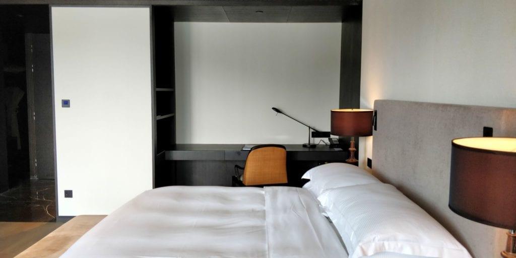 Hilton Ningbo Dongqian Lake Resort Zimmer 4