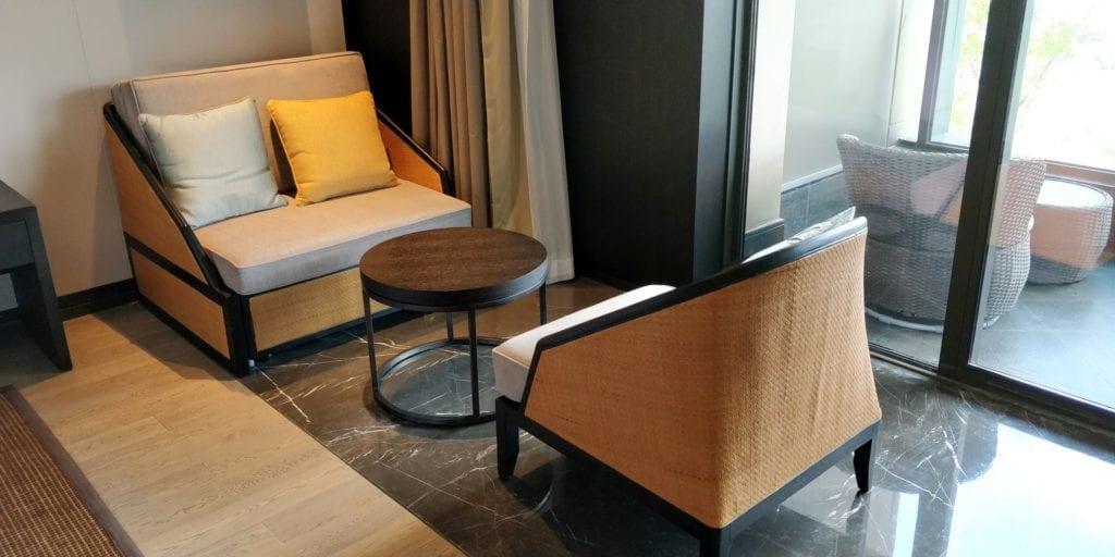 Hilton Ningbo Dongqian Lake Resort Zimmer 5