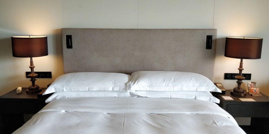 Hilton Ningbo Dongqian Lake Resort Zimmer 6