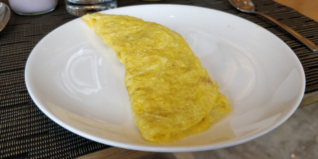 Hilton Peking Frühstück 8