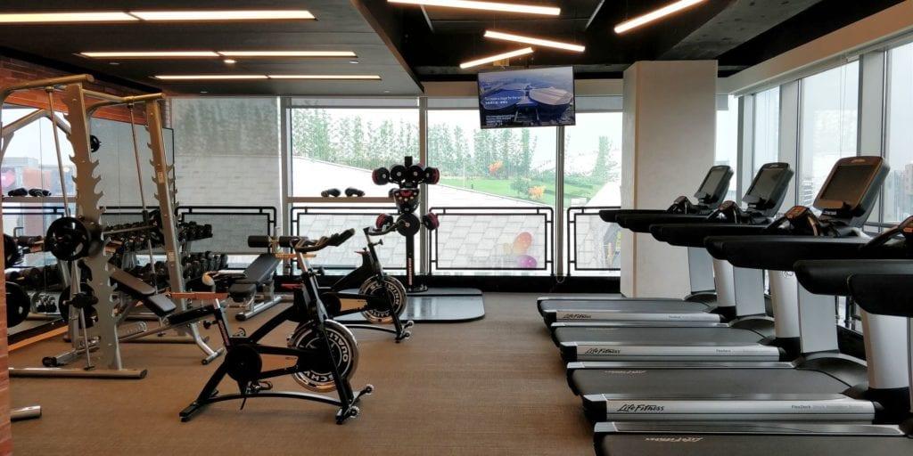 Hotel Indigo Shanghai Hongqiao Fitness
