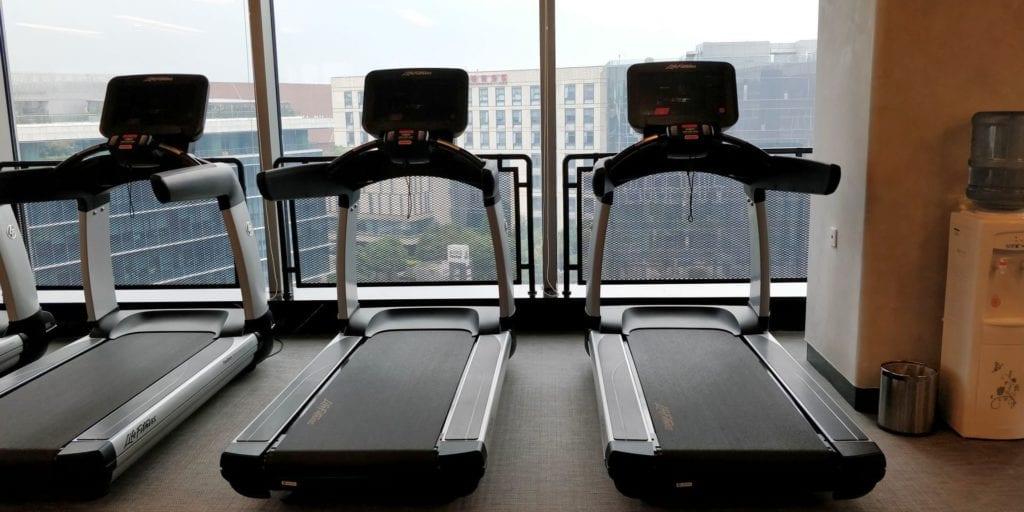 Hotel Indigo Shanghai Hongqiao Fitness 3