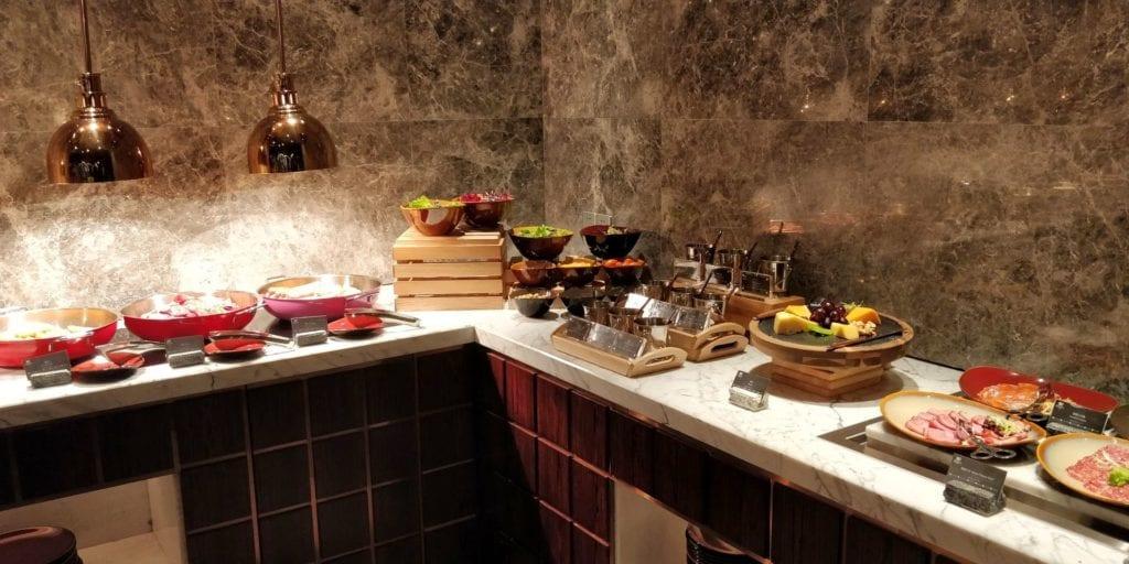 Hotel Indigo Shanghai Hongqiao Frühstück