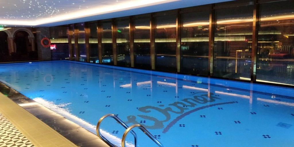 Hotel Indigo Shanghai Hongqiao Pool