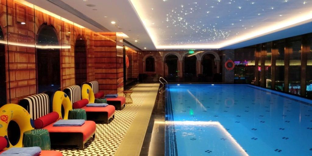 Hotel Indigo Shanghai Hongqiao Pool 2