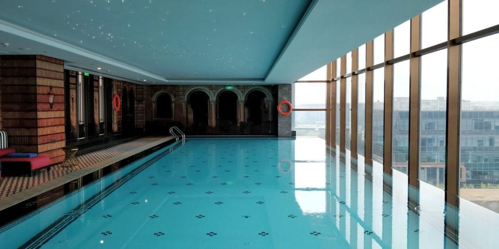 Hotel Indigo Shanghai Hongqiao Pool 3