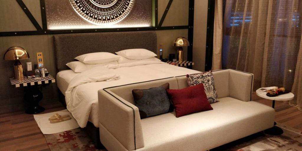 Hotel Indigo Shanghai Hongqiao Zimmer
