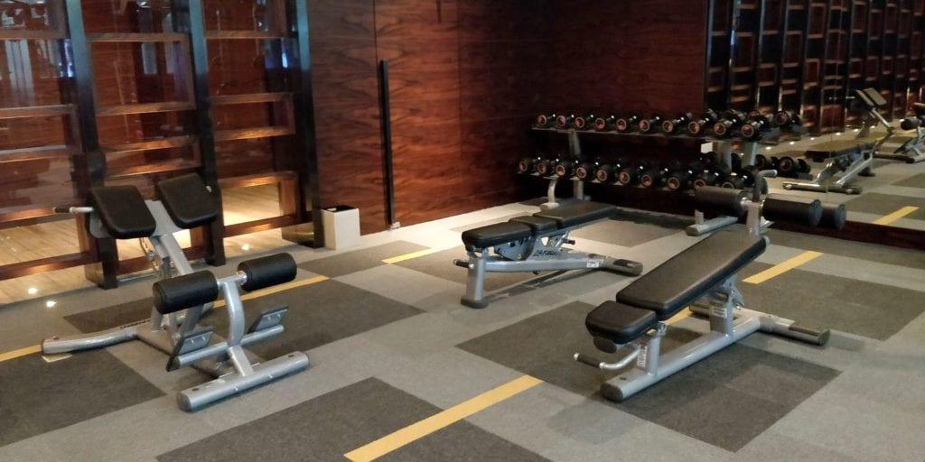 Hyatt Regency Shanghai Wujiaochang Fitness 3