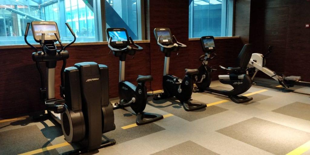 Hyatt Regency Shanghai Wujiaochang Fitness 4