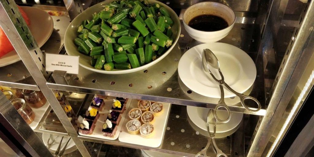 Hyatt Regency Shanghai Wujiaochang Lounge Abendessen 3