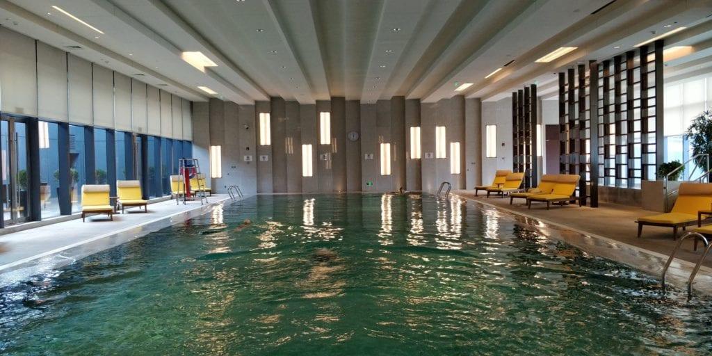 Hyatt Regency Shanghai Wujiaochang Pool