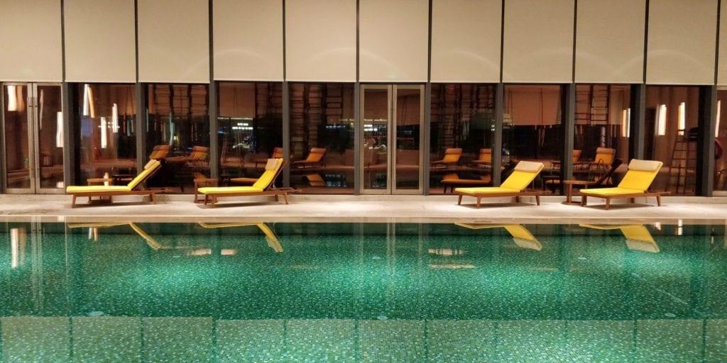 Hyatt Regency Shanghai Wujiaochang Pool 4