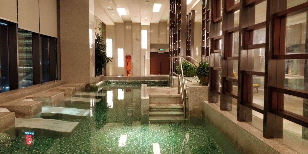 Hyatt Regency Shanghai Wujiaochang Pool 5