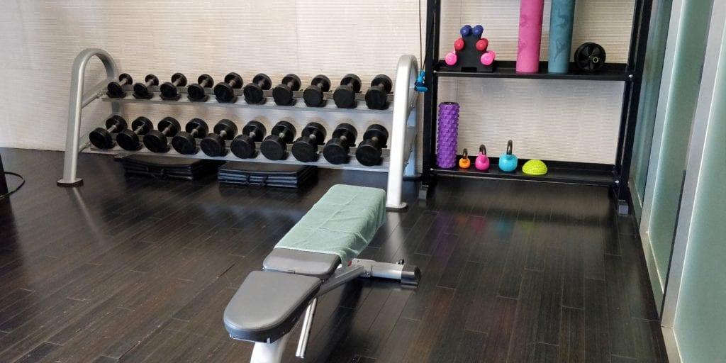 InterContinental Peking Beichen Fitness 3