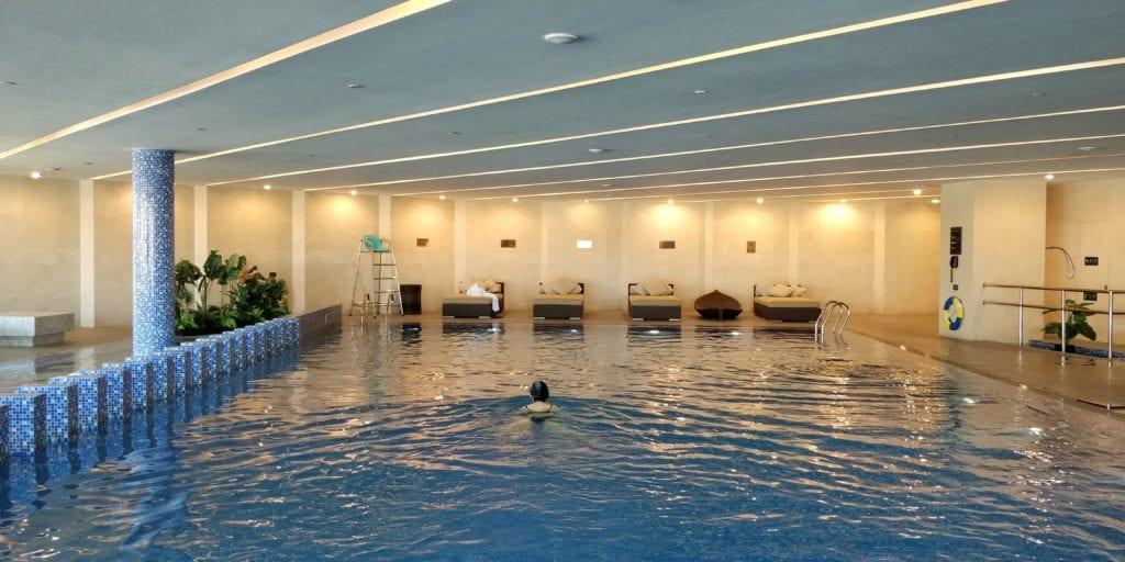 InterContinental Peking Beichen Pool