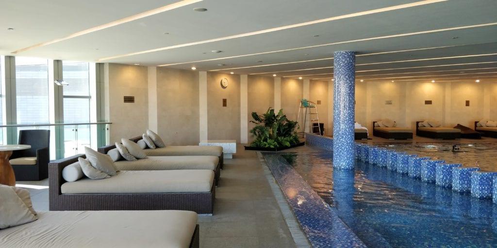 InterContinental Peking Beichen Pool 2