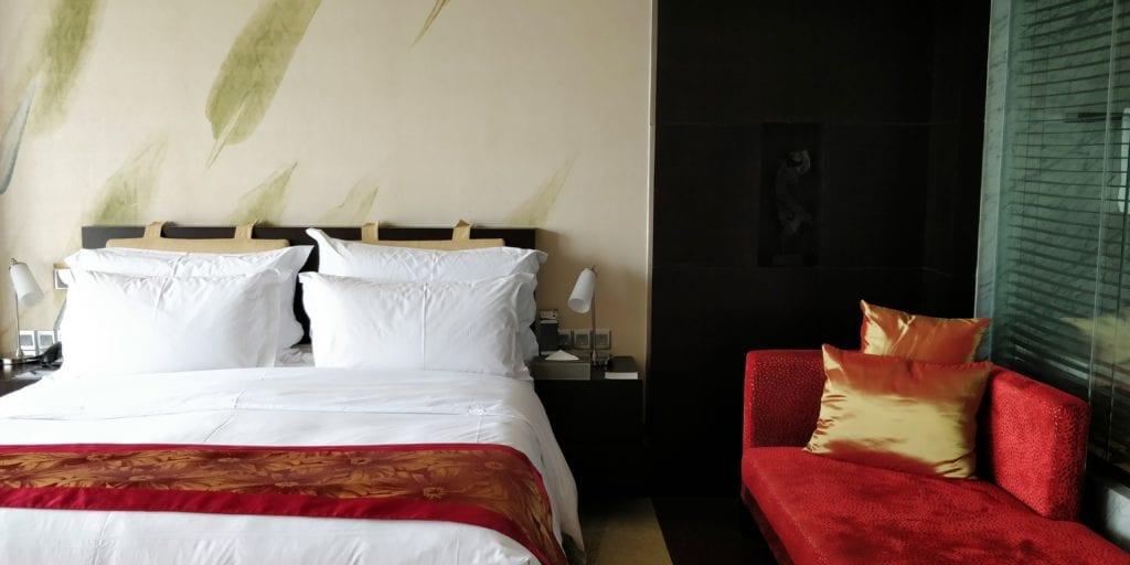 InterContinental Peking Beichen Zimmer 2