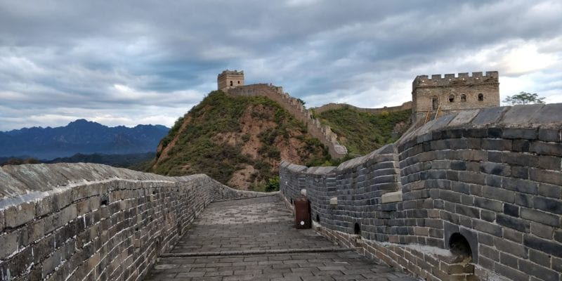 Jinshanling Chinesische Mauer 10