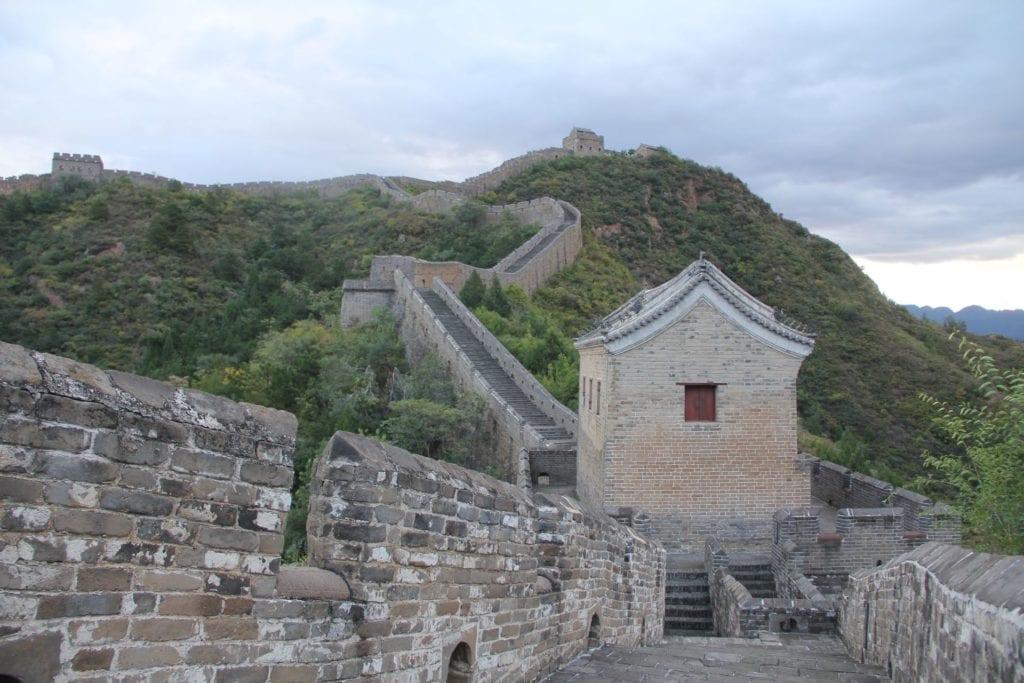 Jinshanling Chinesische Mauer