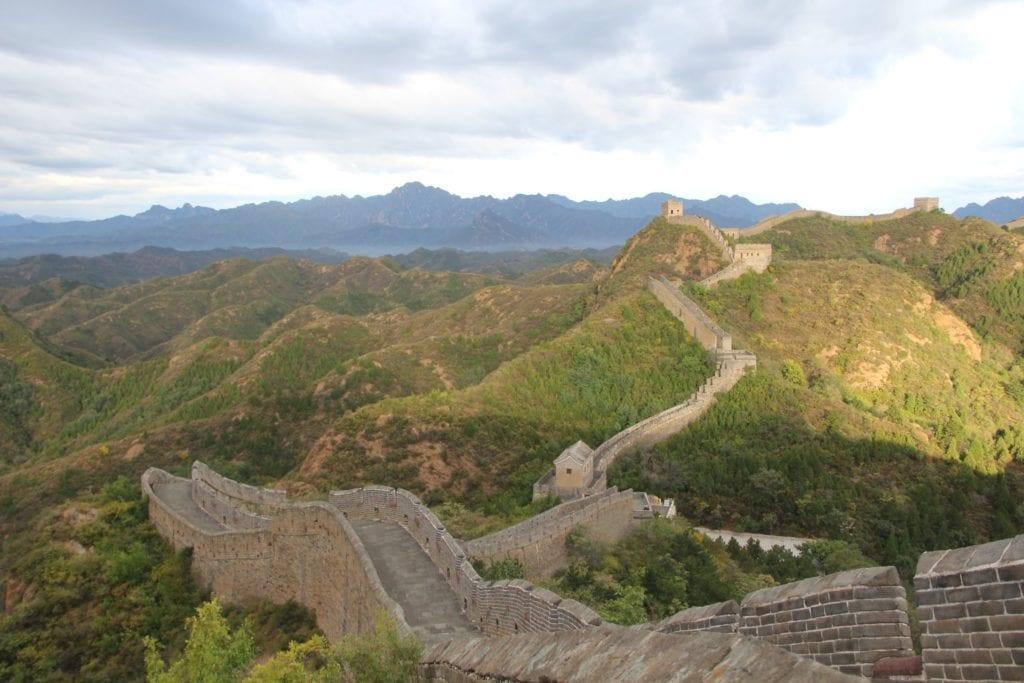 Jinshanling Chinesische Mauer 12