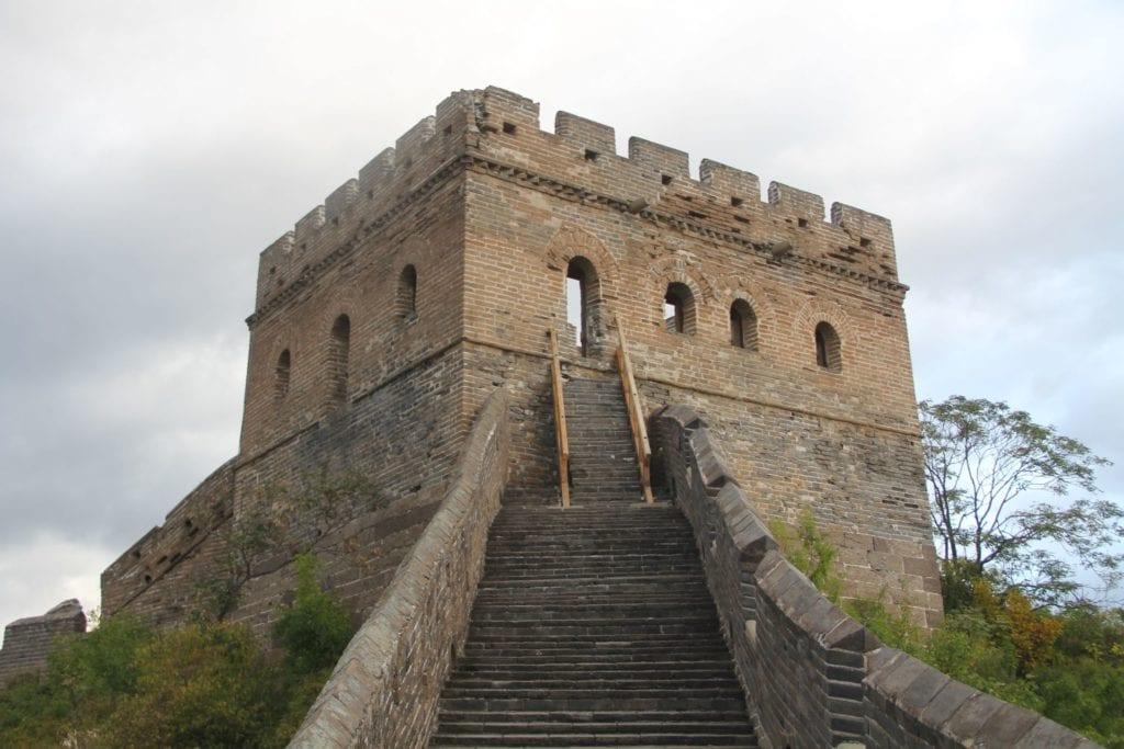 Jinshanling Chinesische Mauer 3