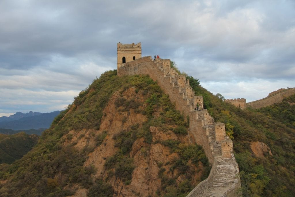 Jinshanling Chinesische Mauer 5