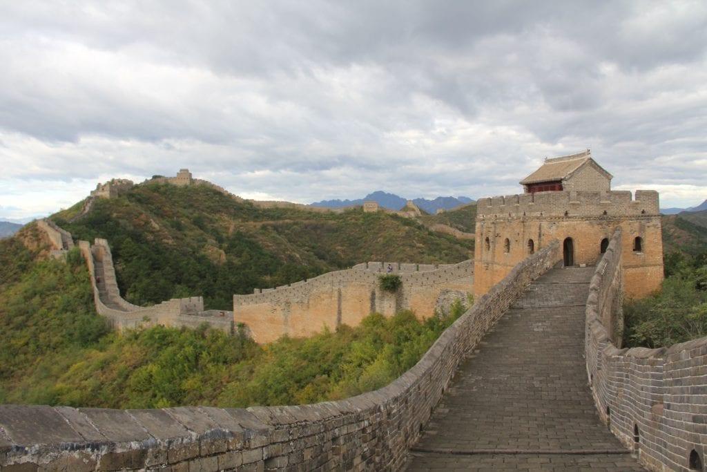 Jinshanling Chinesische Mauer 9