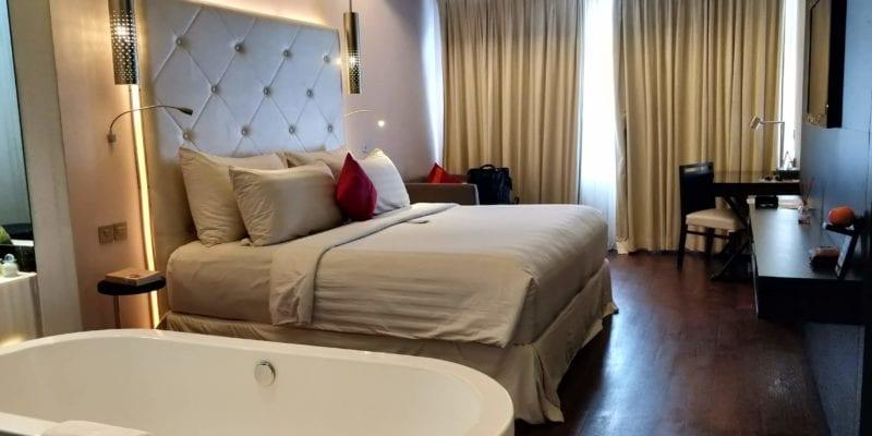 L Hotel Seminyak Zimmer 1