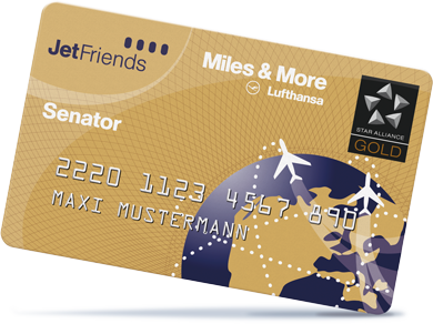 Miles And More JetFriends Senator