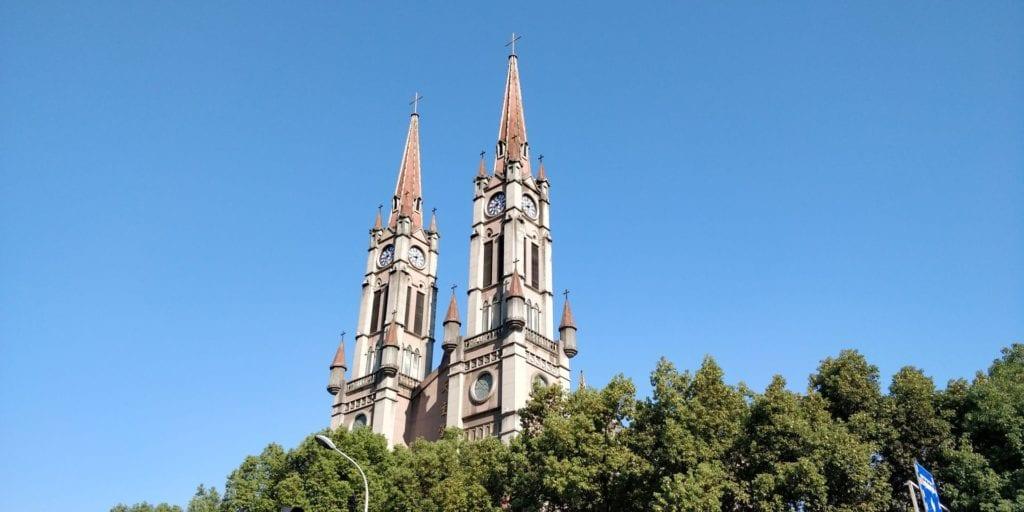 Ningbo Jiaoqu Yaohang Street Kirche
