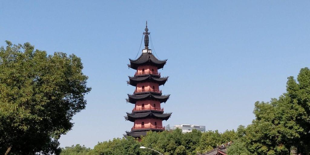 Ningbo Tianfeng Turm
