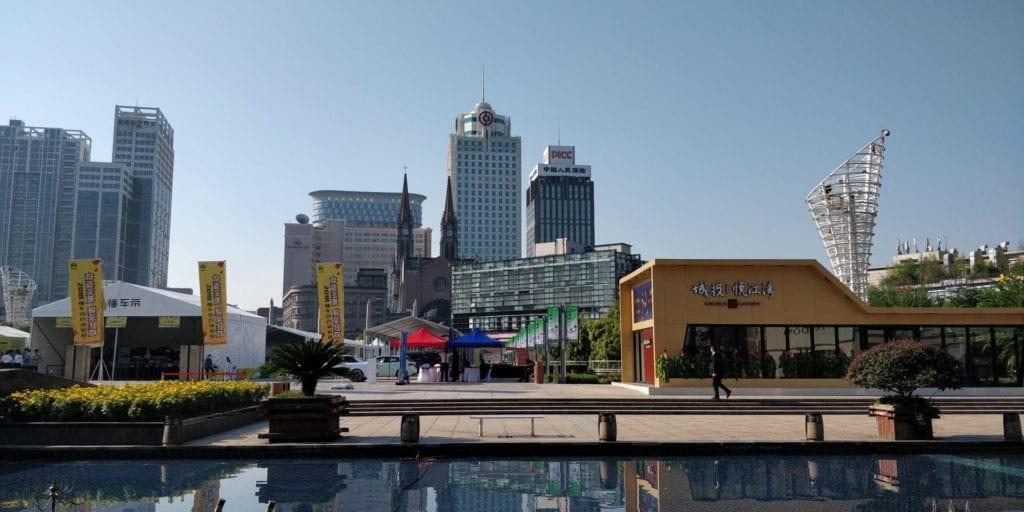 Ningbo Tianyi Platz 2