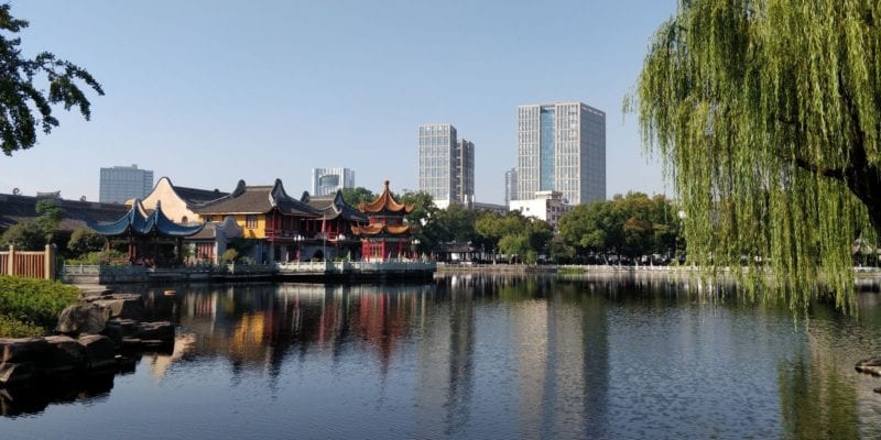 Ningbo Yuehu Lake 2