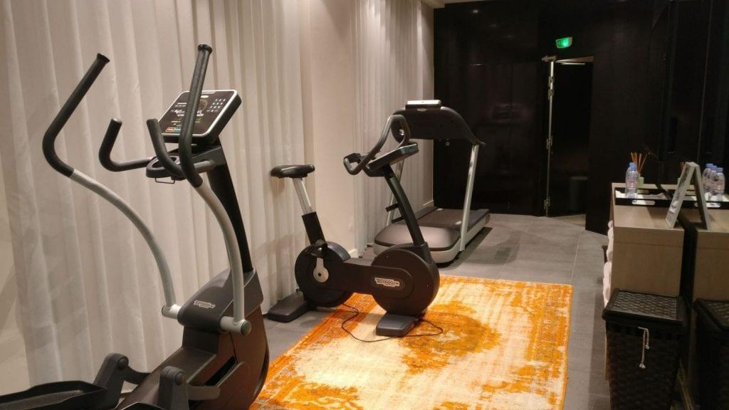 Park Hotel Grenoble Gym