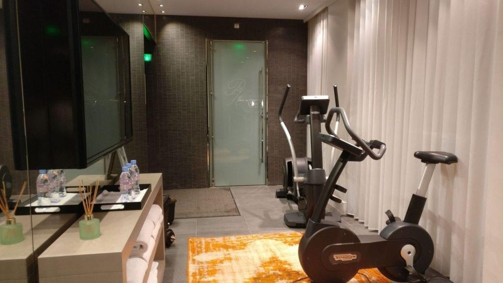 Park Hotel Grenoble Gym 2