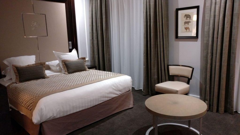 Park Hotel Grenoble Superior Room