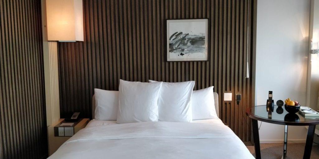 Park Hyatt Shanghai Zimmer