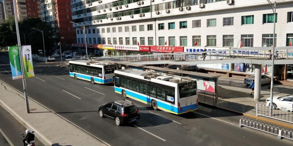 Peking Bus