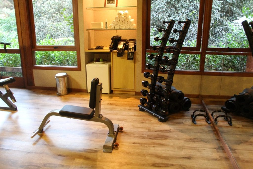 Ponta Dos Ganchos Resort Fitness