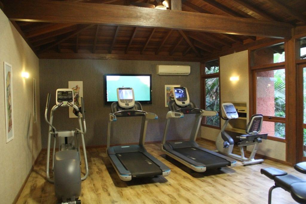 Ponta Dos Ganchos Resort Fitness 2