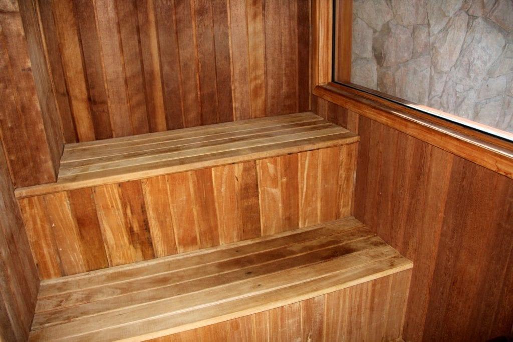 Ponta Dos Ganchos Resort Sauna