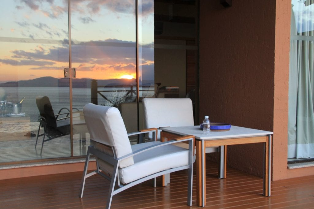 Ponta Dos Ganchos Resort Villa Terrasse 4