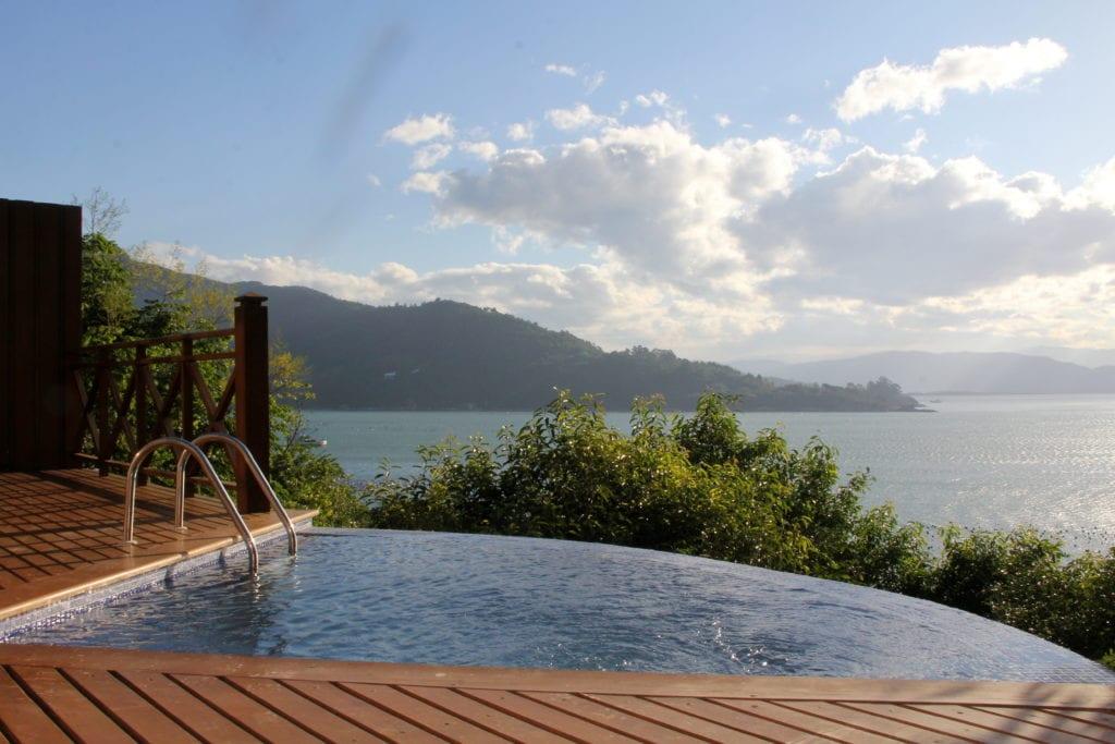 Ponta Dos Ganchos Resort Villa Terrasse 5