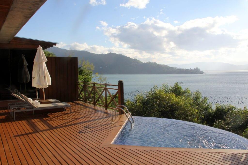 Ponta Dos Ganchos Resort Villa Terrasse 6