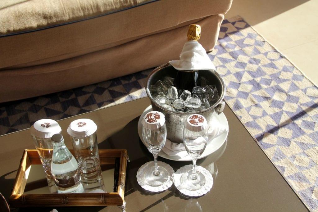 Ponta Dos Ganchos Resort Willkommensgeschenk