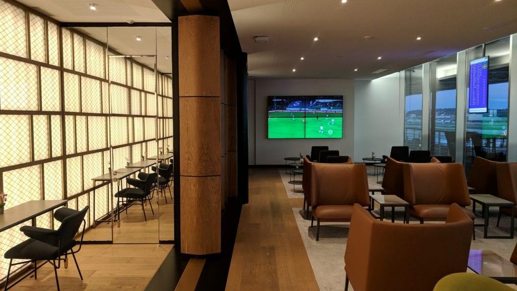 PrimeClass Lounge Zürich TV