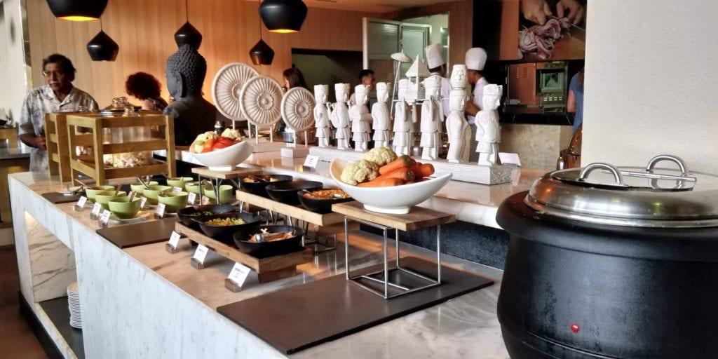 Pullman Bali Legian Beach Frühstück 5